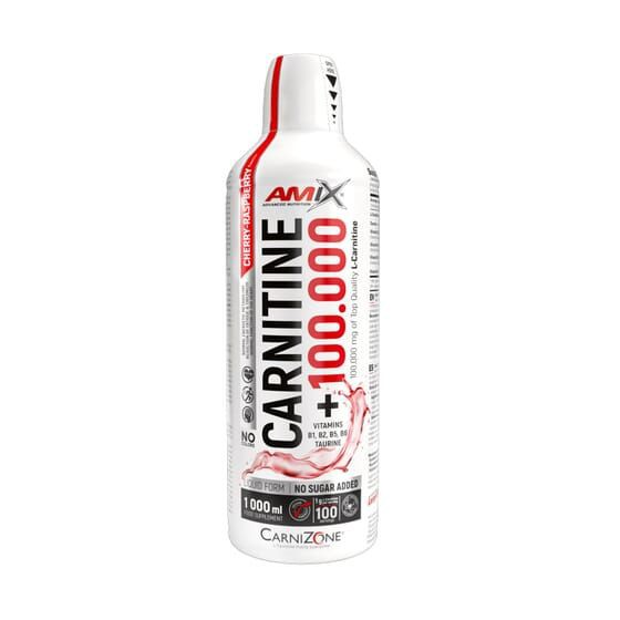 Carnitine 100.000 + vitamins  Cherry Raspberry