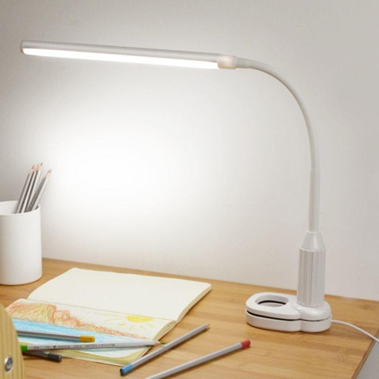 Lampara LED de Escritorio 5w B5 Blanco