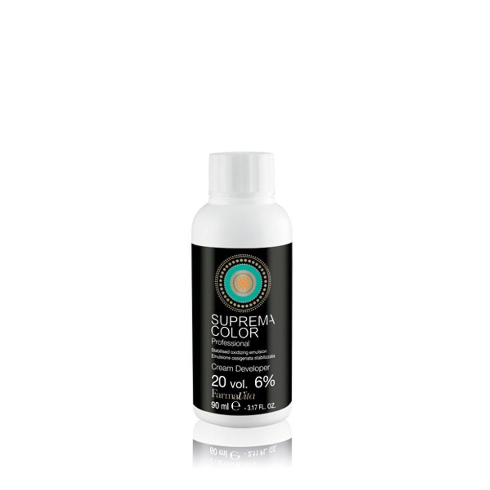 Emulsion oxidante suprema color 20vol