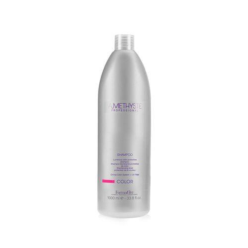 Shampoo amethyste color