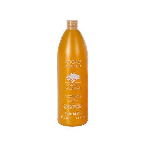 Shampoo argan sublime