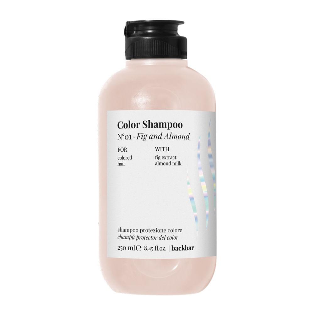 Shampoo back bar color - fig and almond