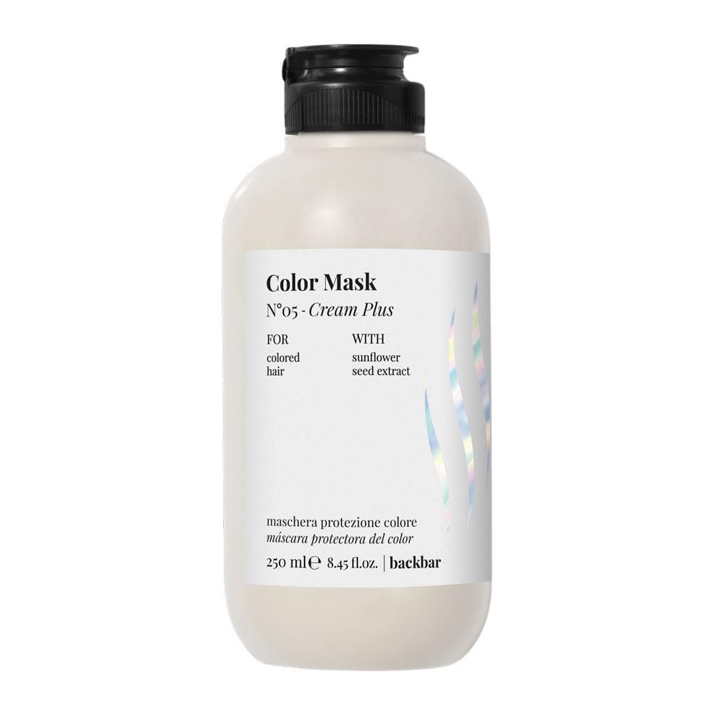 Mascara back bar color