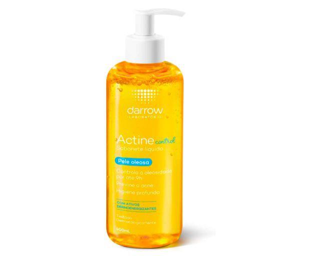 Sabonete líquido para pele mista a oleosa Actine Control
