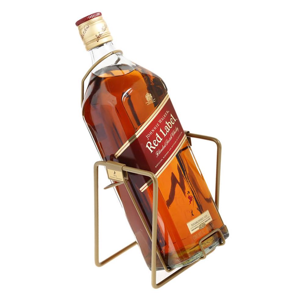 Whisky Johnnie Walker Red Label 3L Con Columpio · Bodegas