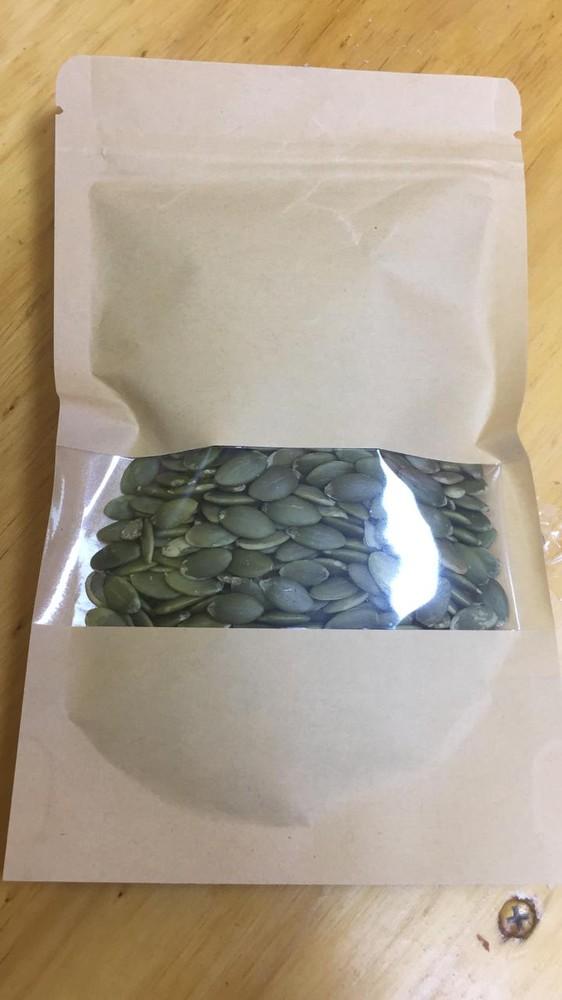 Semillas de zapallo Paquete de 100gr