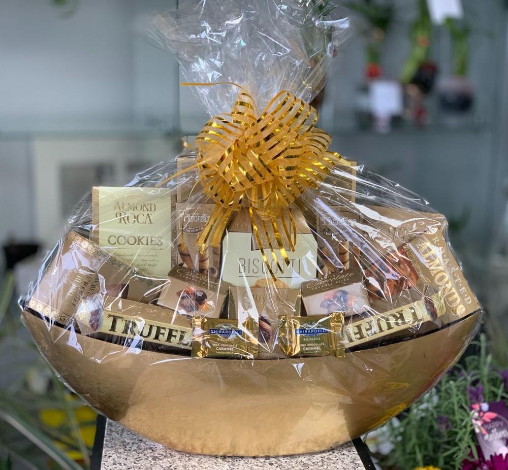 French Riviera Gift Basket