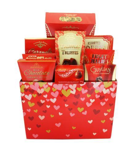 Love Delight Gift Basket