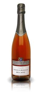 Simonnet-Febvre Crémant de Bourgogne Rosé Brut 750 ml