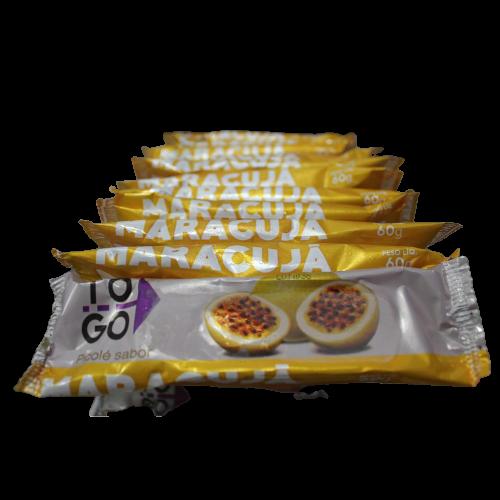 Picolé de maracujá 80g