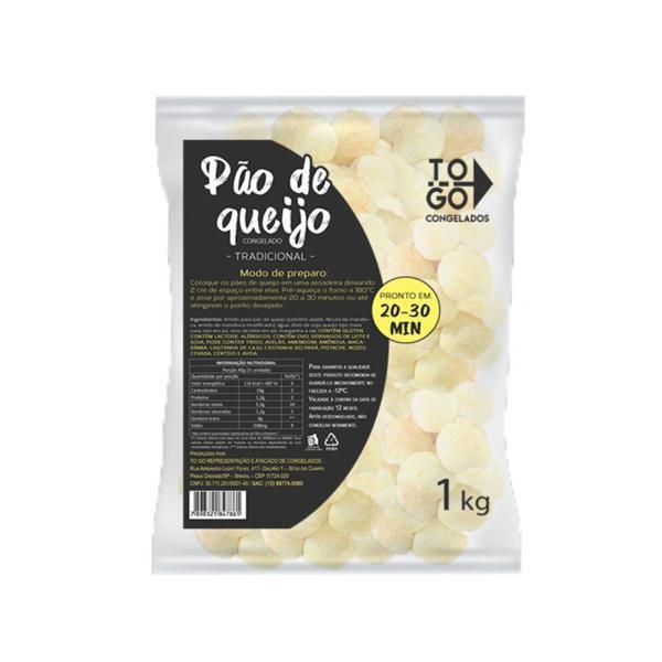 Pão de queijo tradicional 1kg