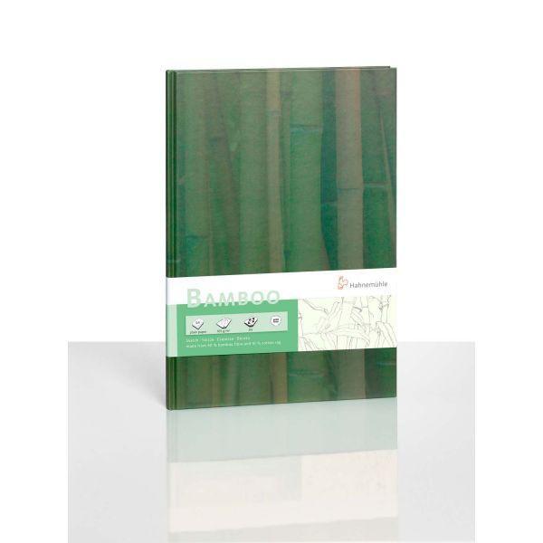 Cuaderno de dibujo de bambú a5 x 64 hojas
