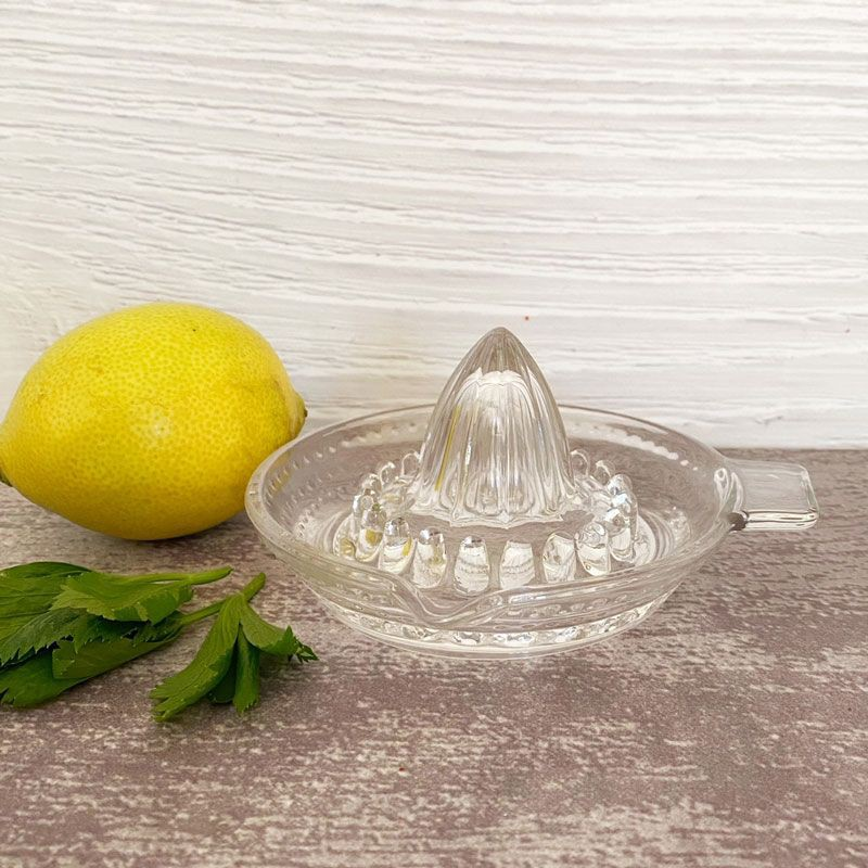 Exprimidor vidrio