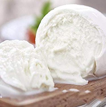 Mozzarella di bufala frozen