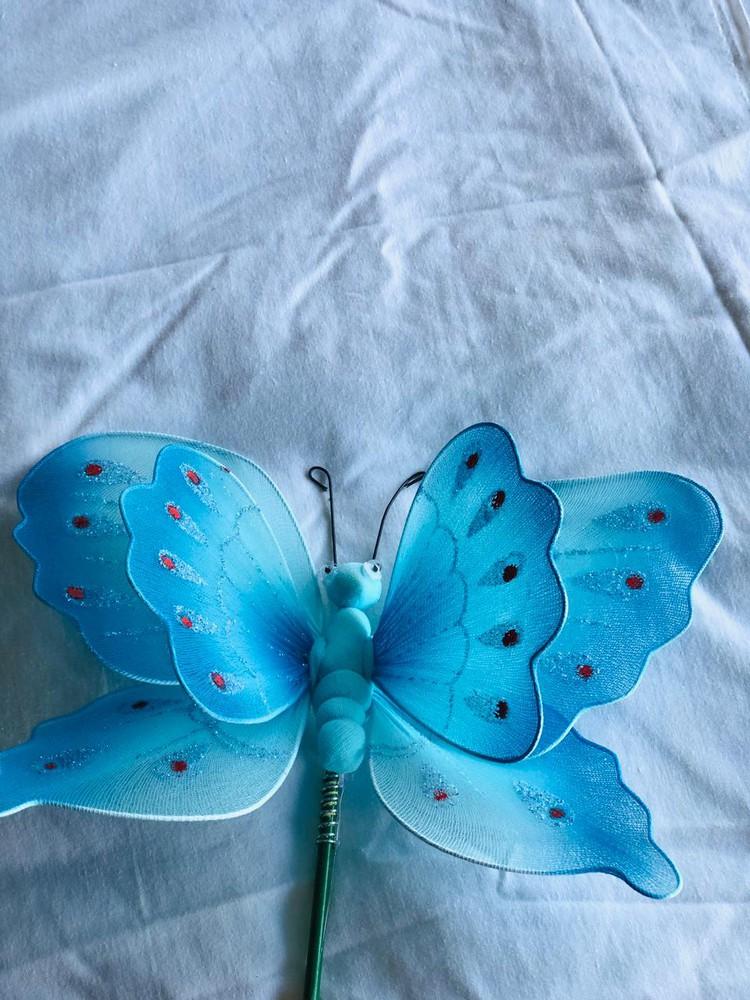 Topper mariposa