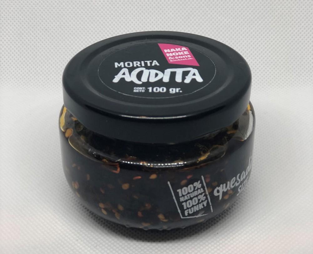 Salsa morita acidita