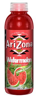 Jugo Arizona sabor watermelon