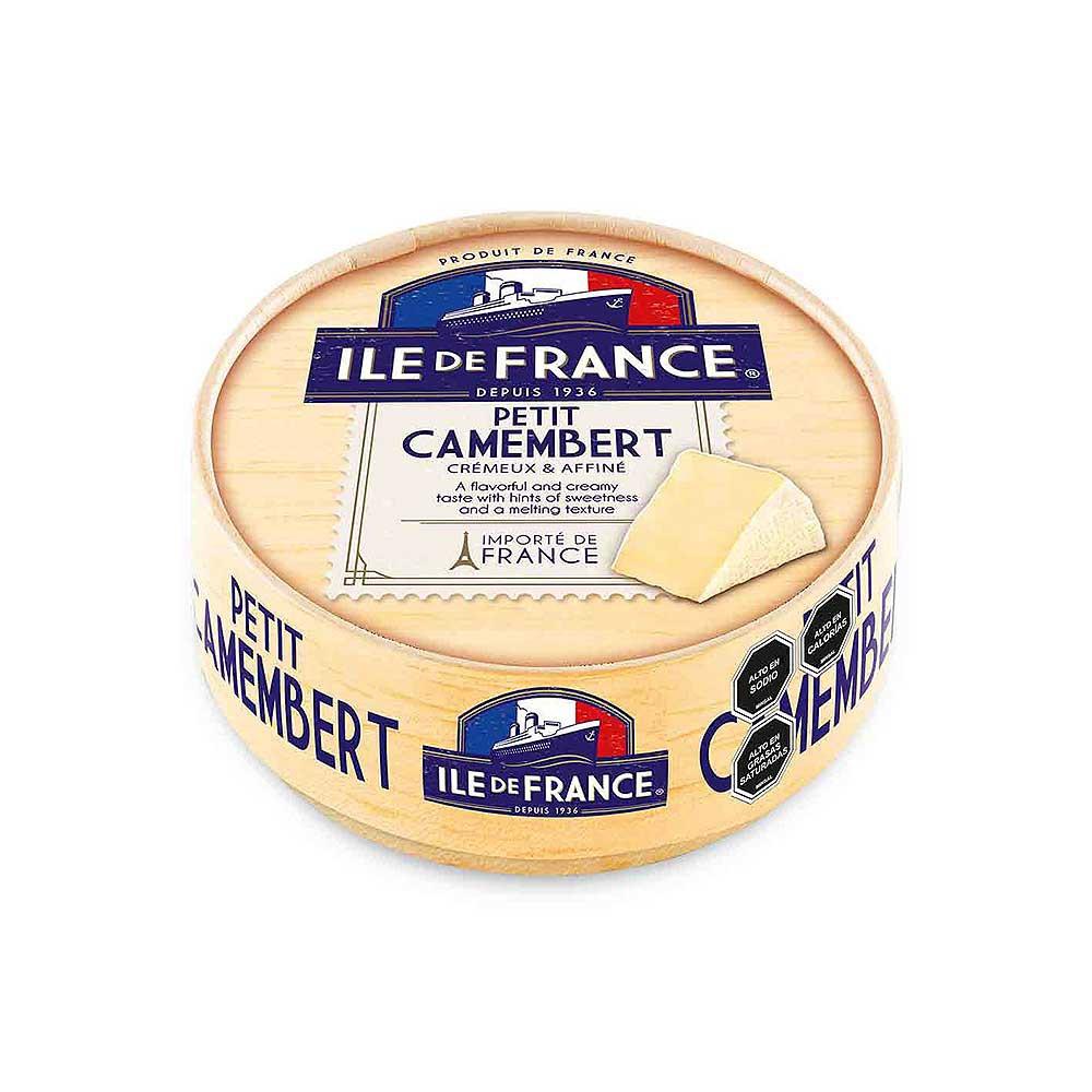 Queso Petit Camembert 125 gr