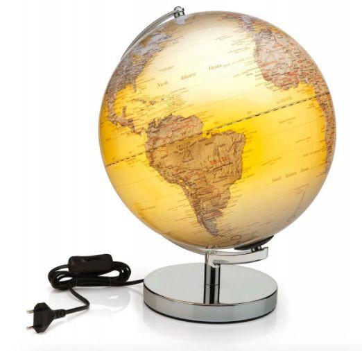 Cúpula da luminária globo show grande