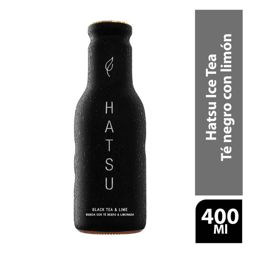 Té helado negro limonada 400 ml