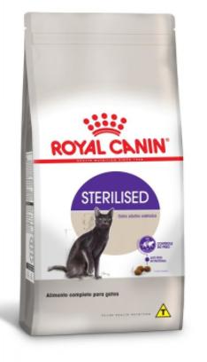 Cat adult sterilised Bolsa de 1,5Kg