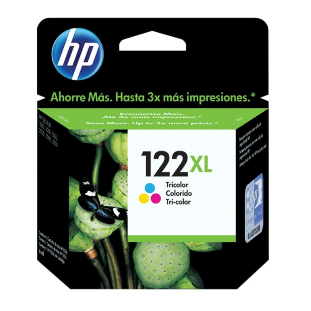 Tinta Cartridge Hp 122Xl Ch564He Color