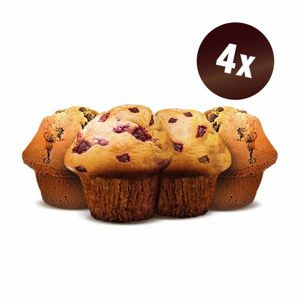 Muffin 4x 4 unidades
