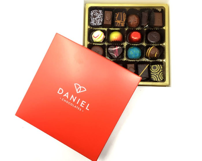Classic 22, assorted chocolate box 22pc