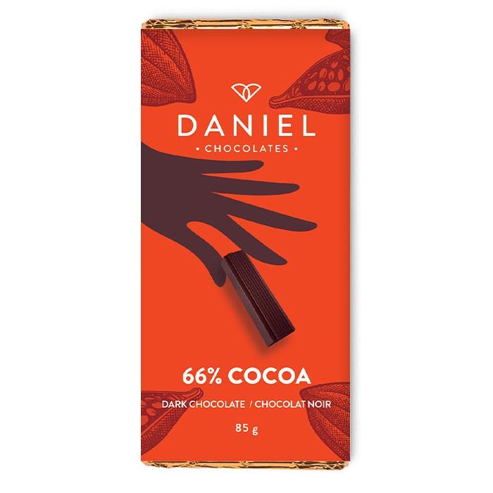 66% dark chocolate bar 85g