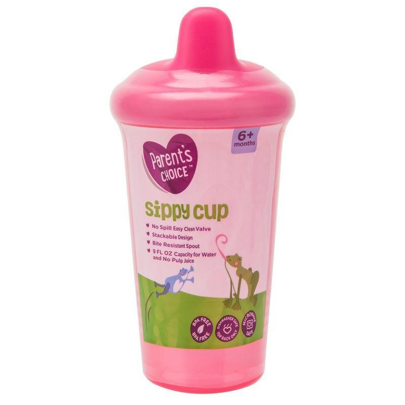 Tomajugo Sippy Cup rosado