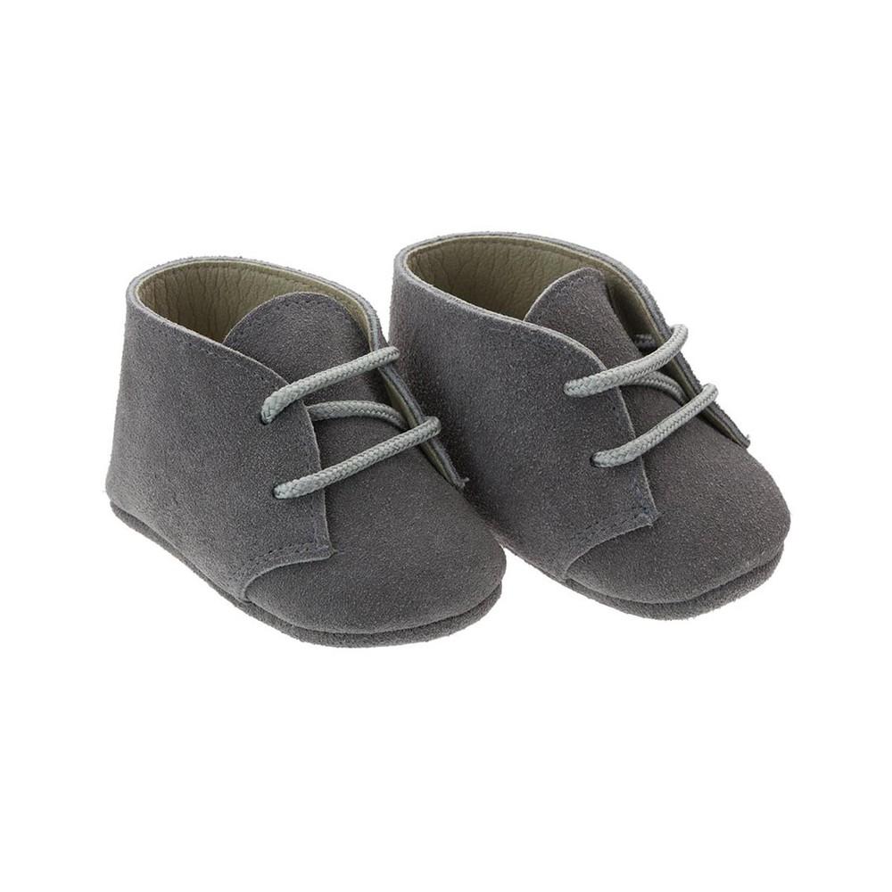 Zapatos Modelo 605 Unisex Gris 18 Talla 18