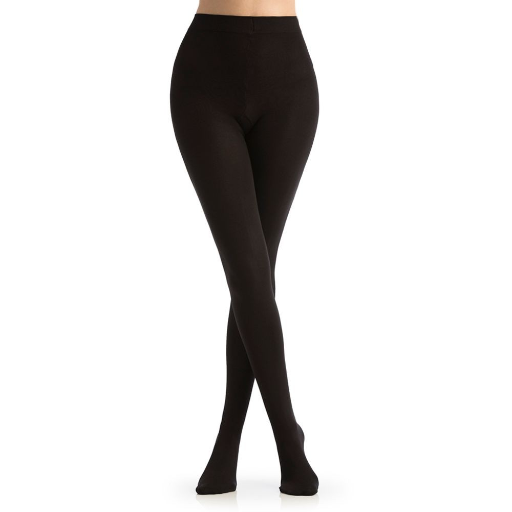 Panty full opacc 70 dennier color negro Talla 3