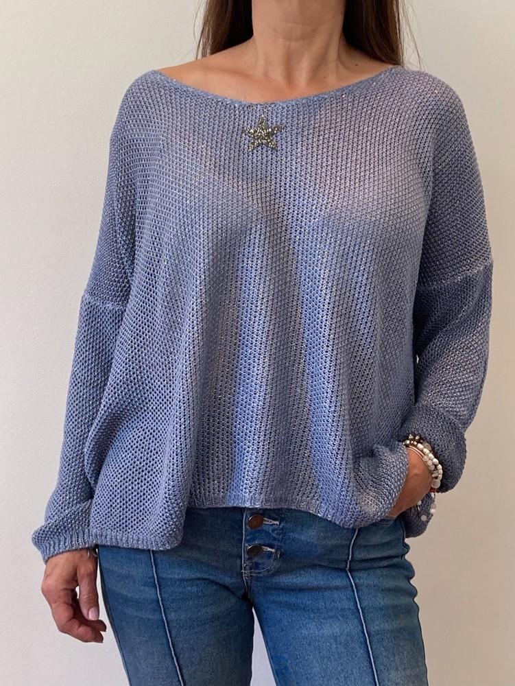 Sweater Talla única M/L
