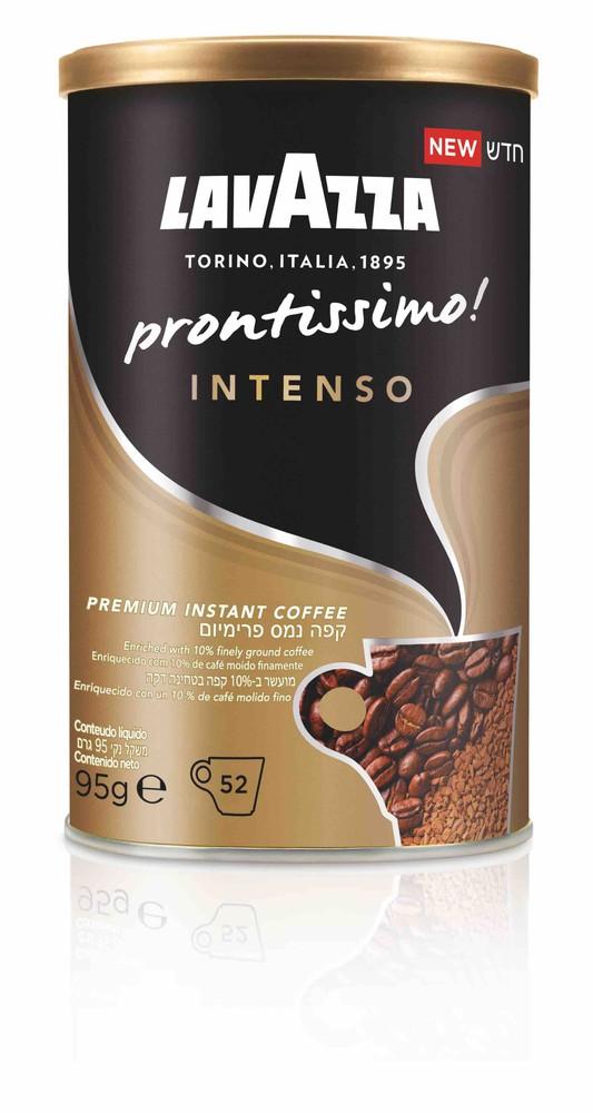 Café prontissimo intenso
