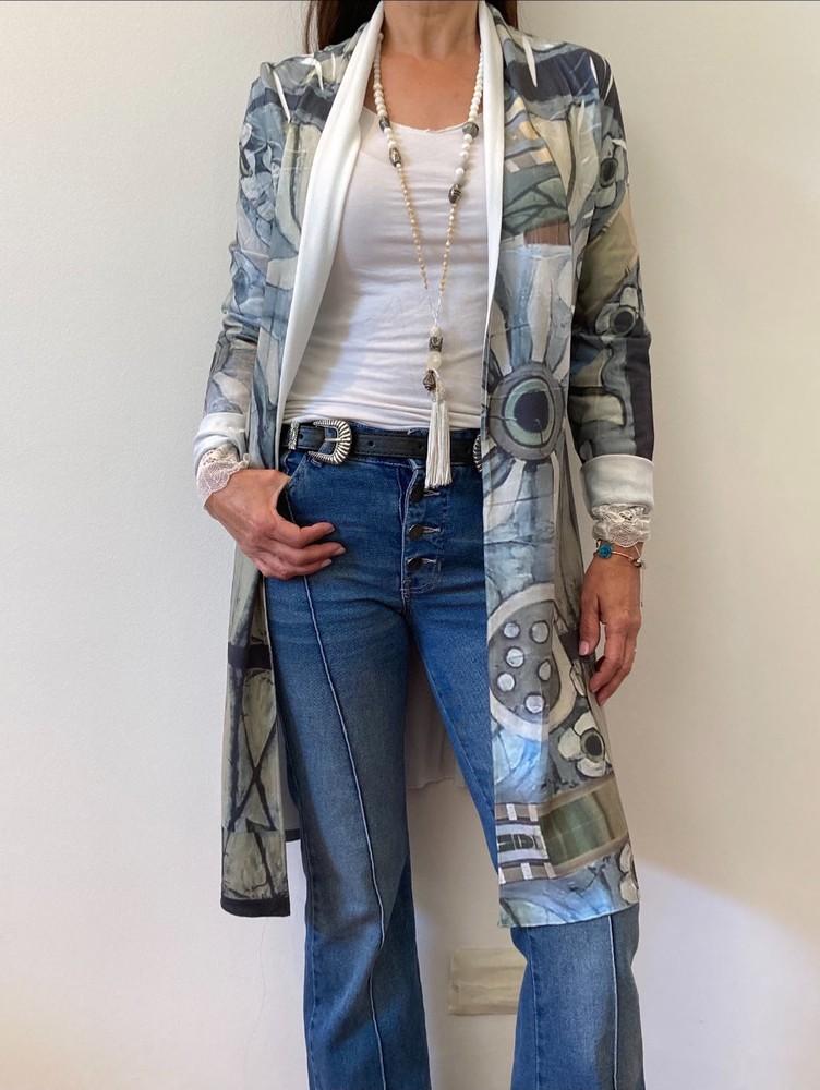 Kimono Talla única S/M