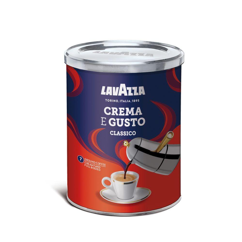 Café crema e gusto