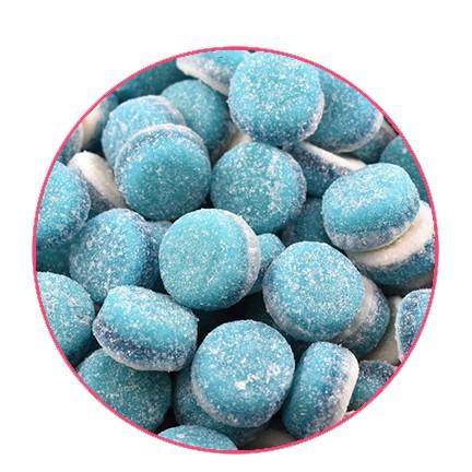 Tartes a la framboises bleue 250g