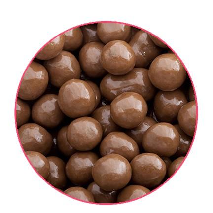 Mini caramel chocolat au lait