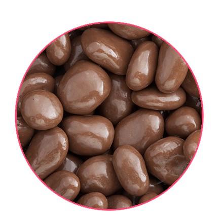 Raisin chocolat au lait