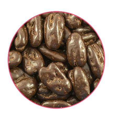 Pacanes au chocolat noir