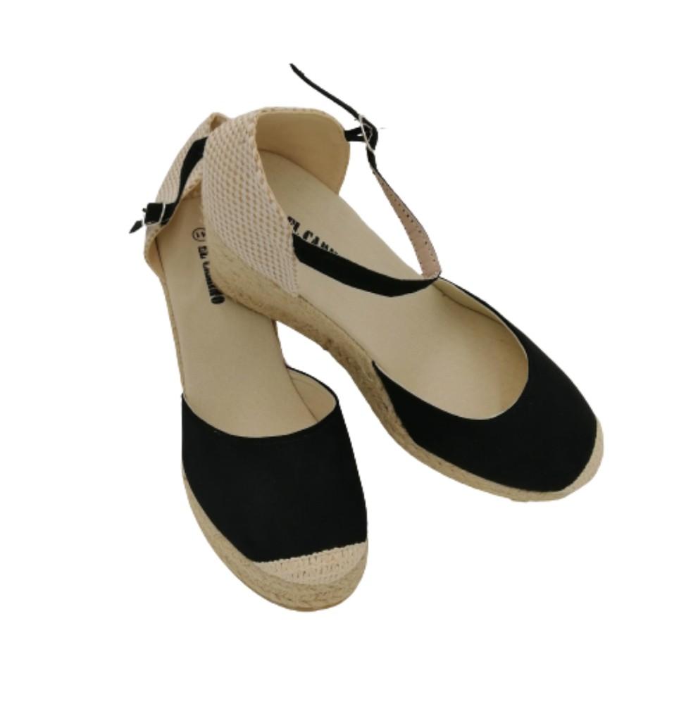 Sandalias color negro Talla 39