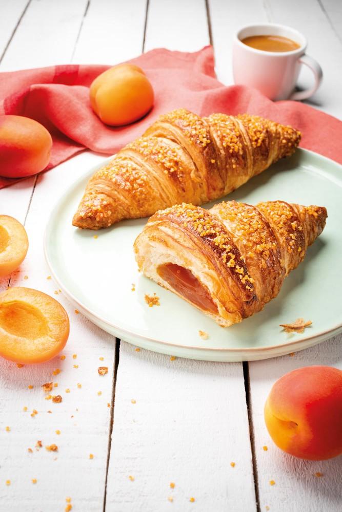 Croissant damasco