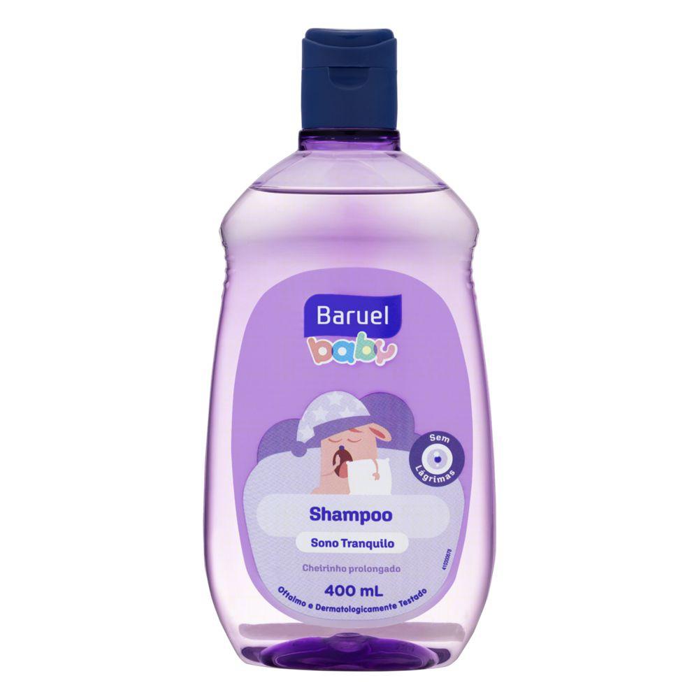 Shampoo sono tranquilo