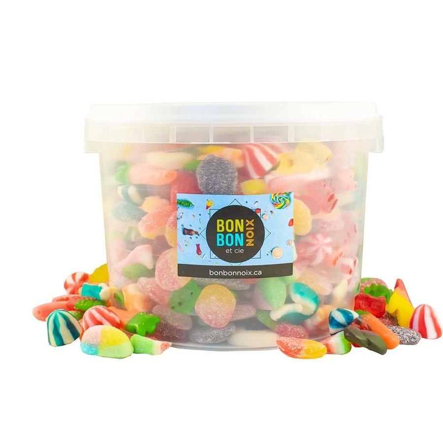 Chaudière bonbons mixtes