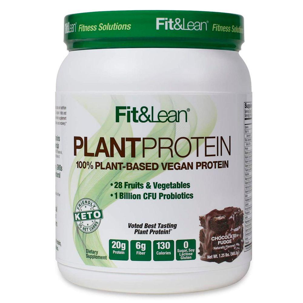 Plant protein sabor chocolate
