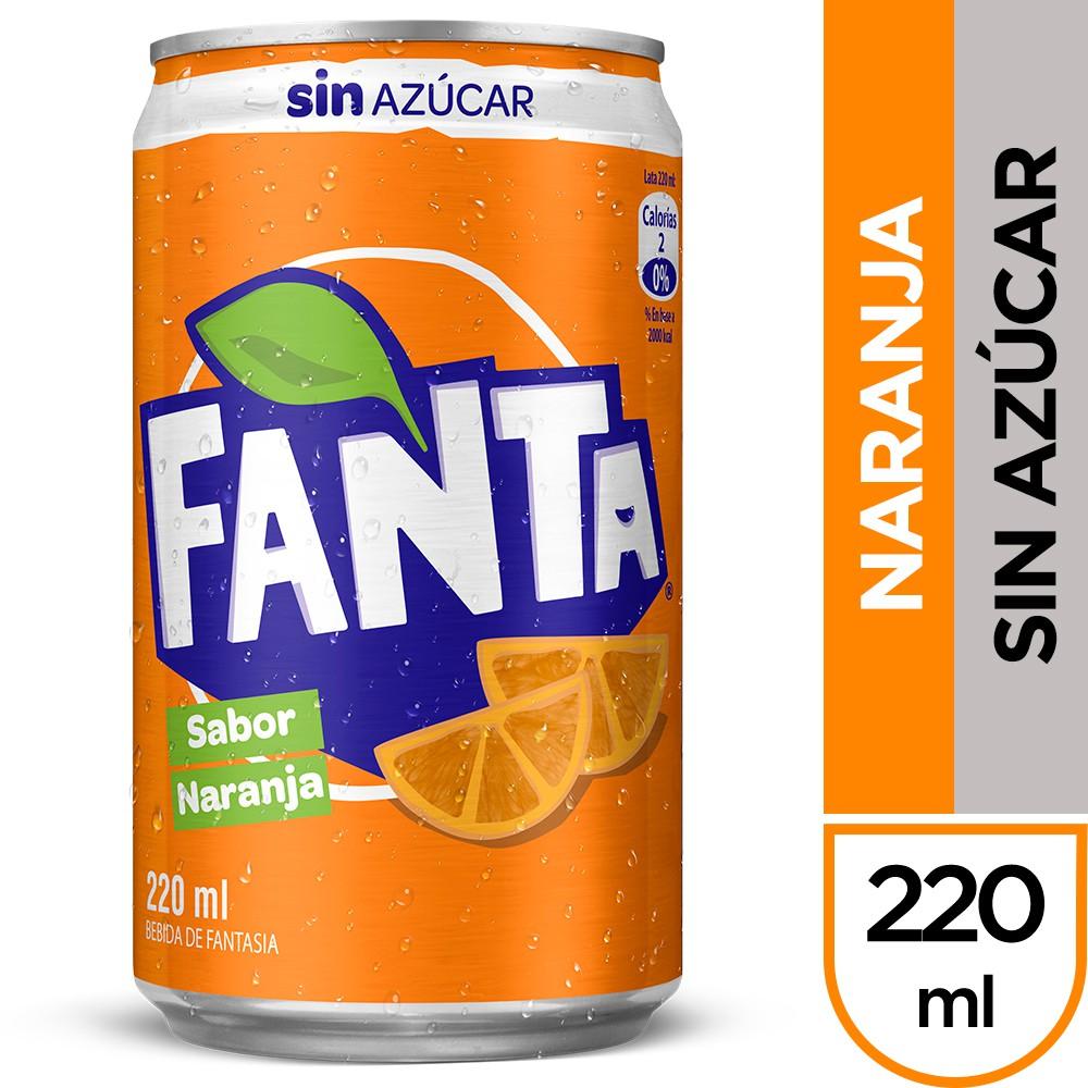 Bebida sin azúcar 220 ml