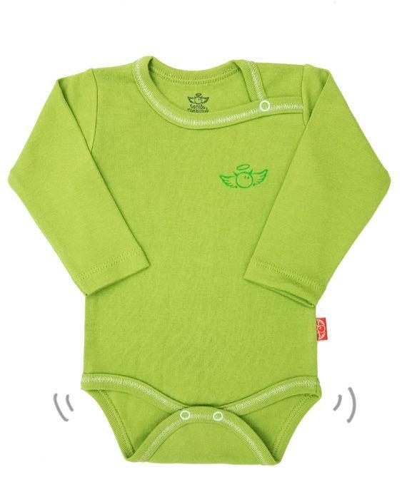 Pilucho básico verde 3-6 meses