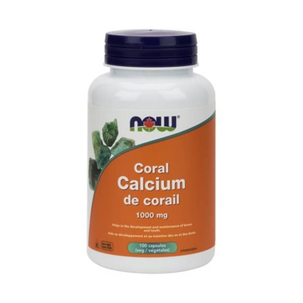 Coral calcium capsules 1000 mg