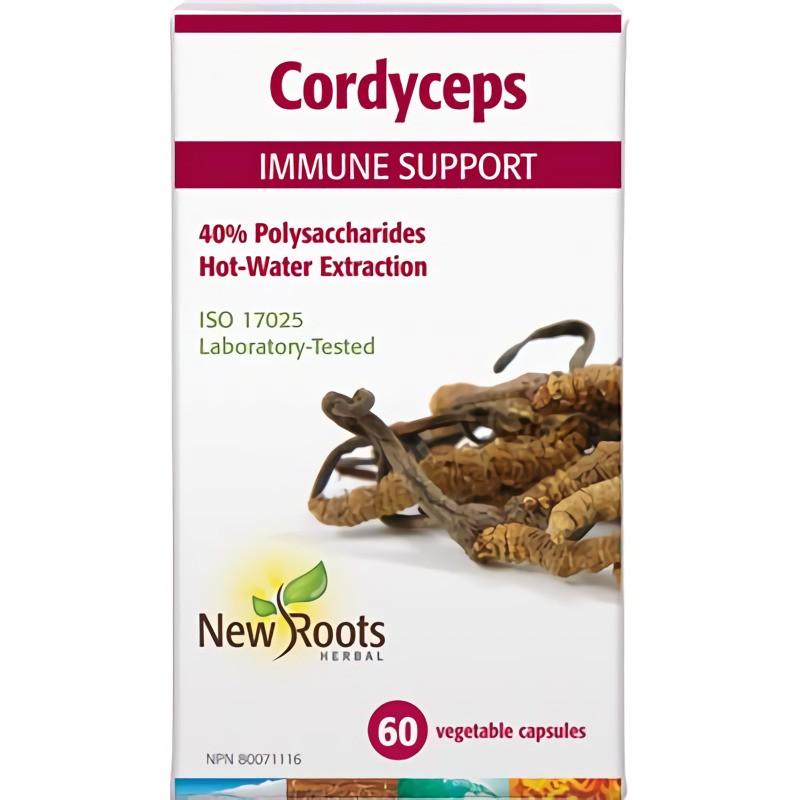 Cordyceps immune support