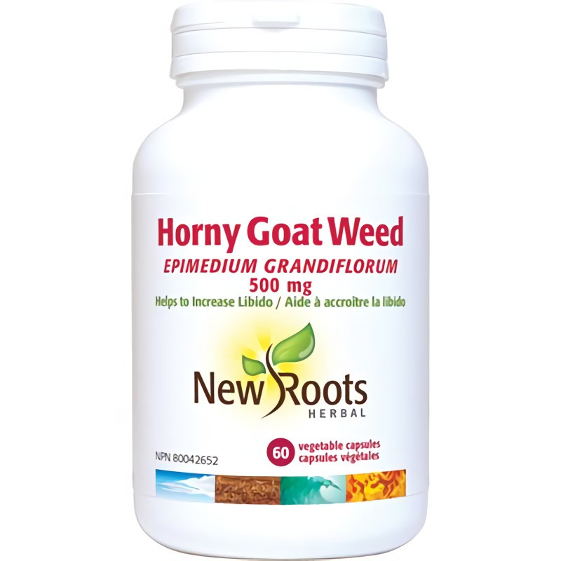 Horny goat weed capsules 500 mg